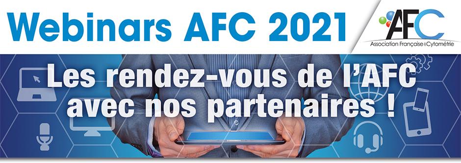 Bandeau - Webinars AFC 2021