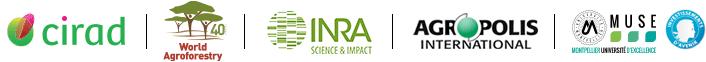 Agroforestry 2019 logos