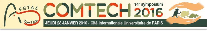 Bandeau du symposium ComTech 2016