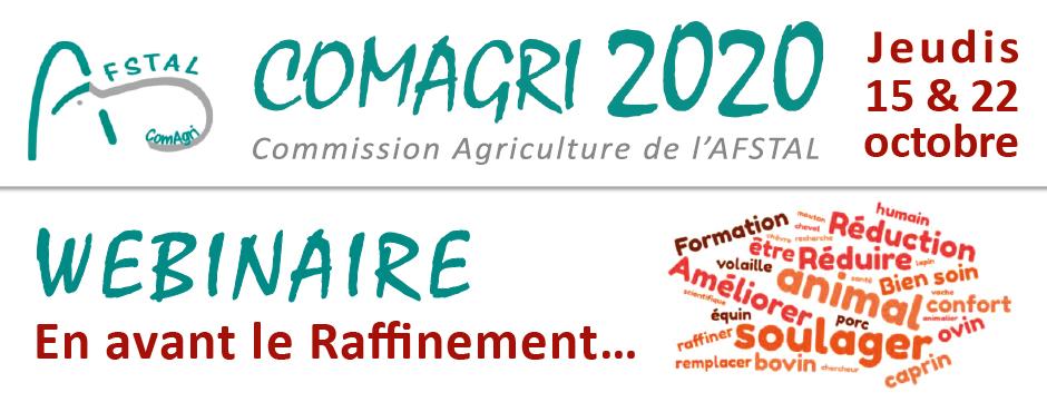 Bandeau - Webinaire ComAgri 2020