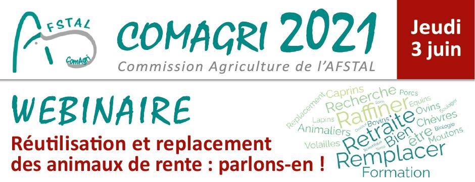 Bandeau - Webinaires ComAgri 2021