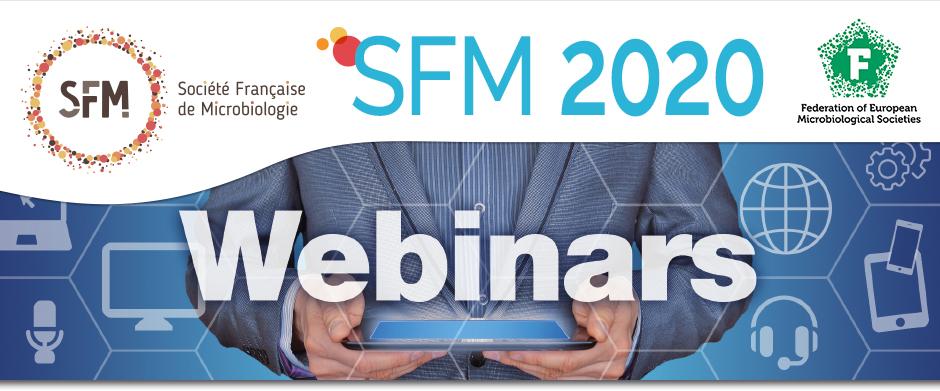 Bandeau - Webinars SFM 2020